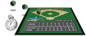 Baseball Classics Scorefield Game Board